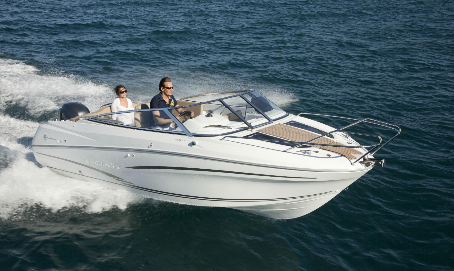 Balong Bay Yacht - Cap Camarat 6.5 WA