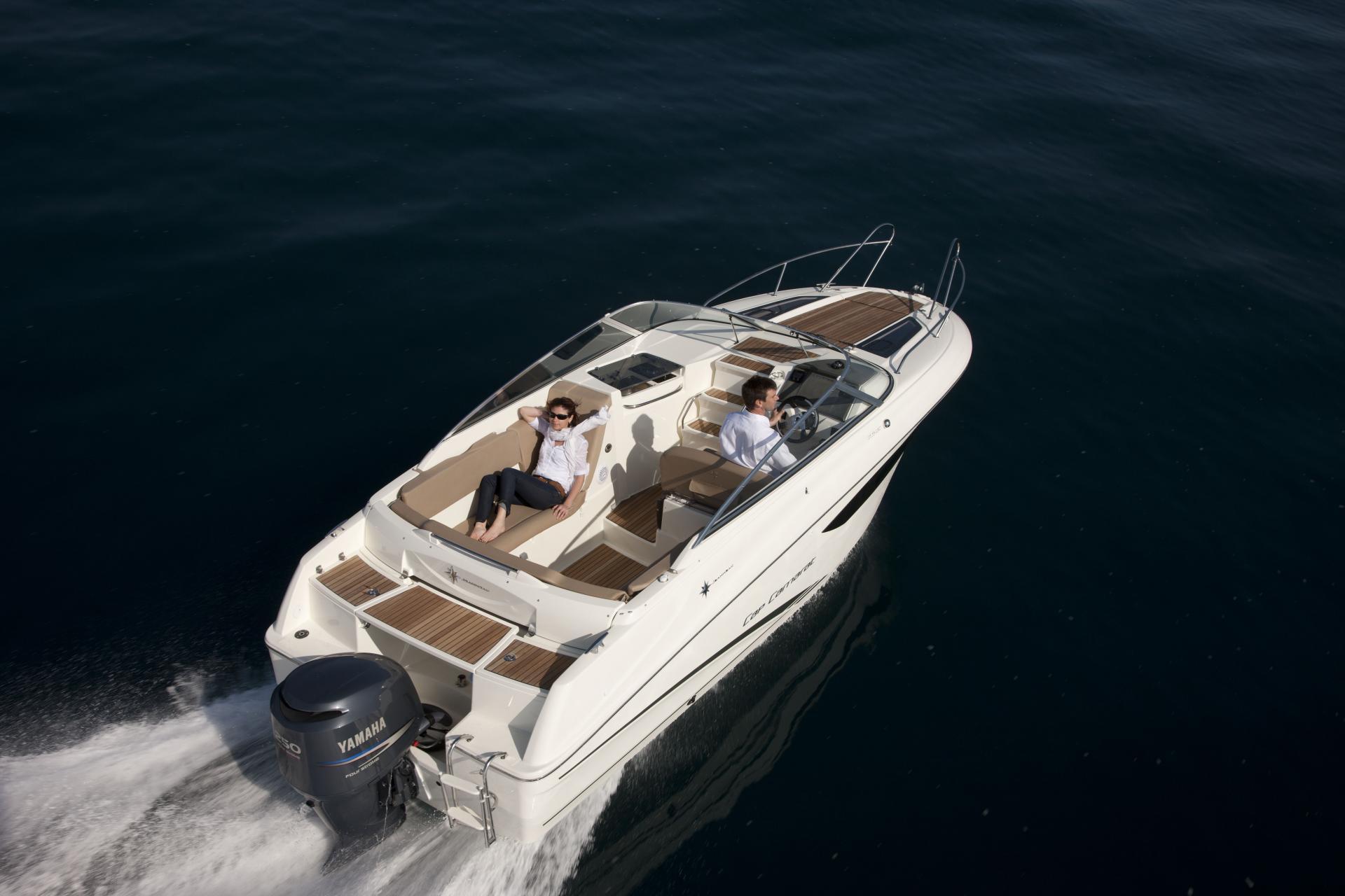 Halong Yacht Tours with Cap Camarat 7.5 DC