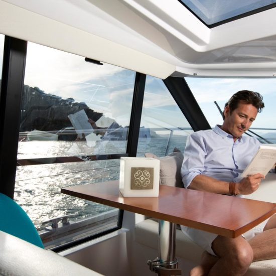 Halong Yacht Tours with Jeanneau NC 14
