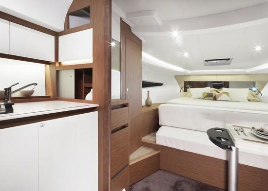 Yacht Jeanneau Leader 36 (Interior)