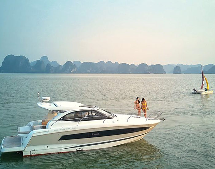 High-End Halong Bay Yacht Tour at Best Deal